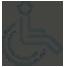 Dostosowany dla niepełnosprawnych